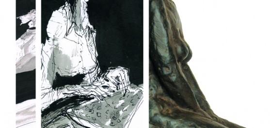 Exposition Denis Huneau, Ingrid Deniel à la galerie autrelois, Angers du 20 mai au 10 juin 2014
